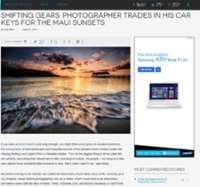 DigitalTrends.com article about Scott Mead