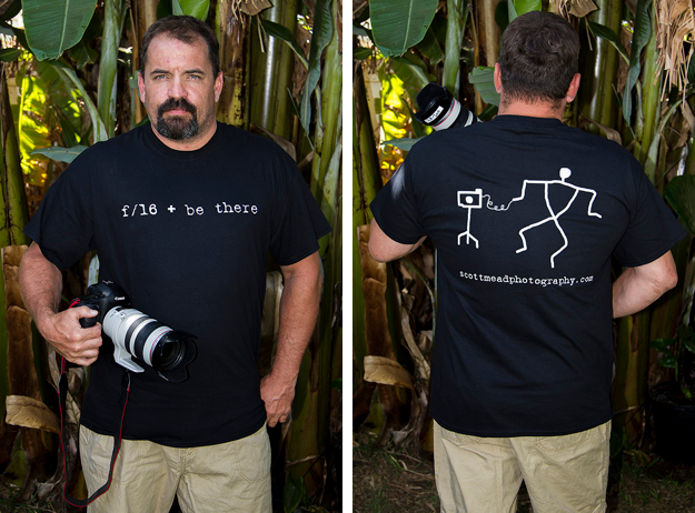 Scott Mead Photography T-Shirt