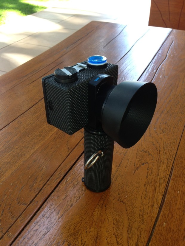 Lamography's Spinner 360° camera