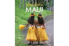New Coffee Table Book – Absolute Maui