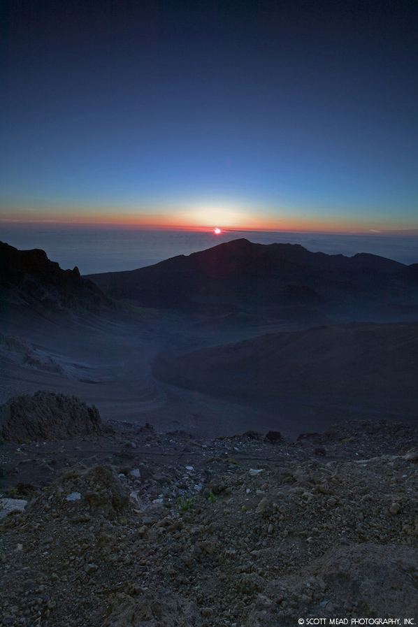 Haleakala Sunrise: An incredible experience that thousands of people will miss.