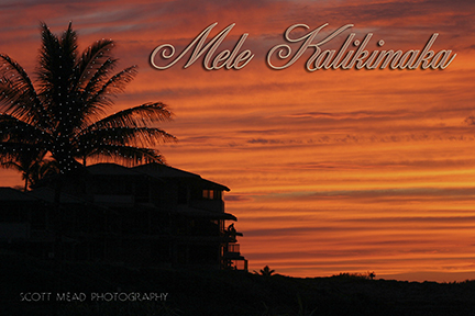Scott Mead Photography | Mele Kalikimaka