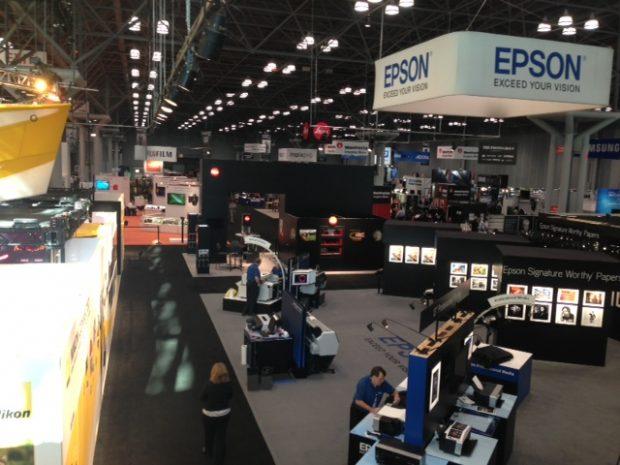 PPE Show Floor
