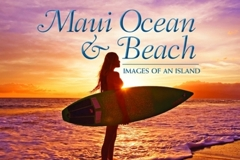 New Mini Book: Maui Ocean & Beach – Images of an Island