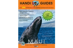 Scott Mead Photography Humpback Whale Photo Selected for Handi Guides Cover