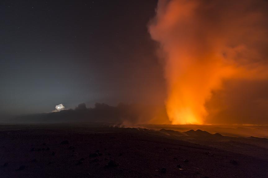 Eruption | Scott Mead Photography