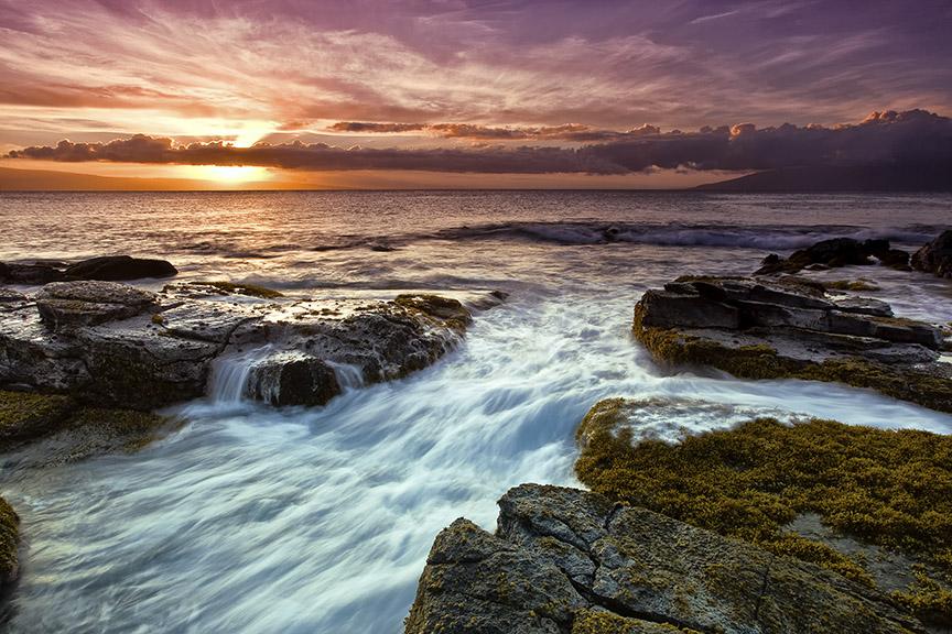 Sunset on the Rocks | Scott Mead Photography