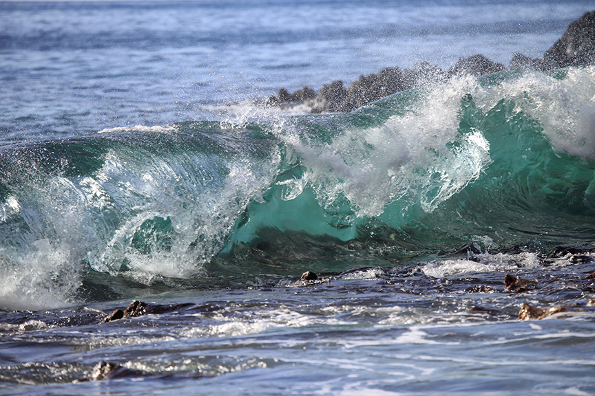 Rolling Wave | Scott Mead Photography