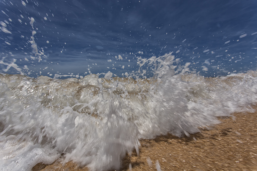 Up Close Wave | Scott Mead Photography