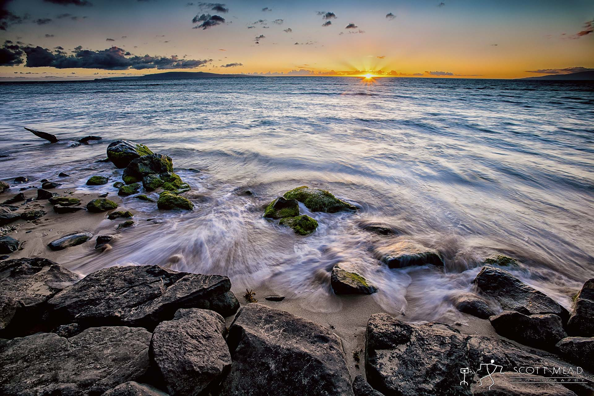 Rocky Sunset | Scott Mead Photography