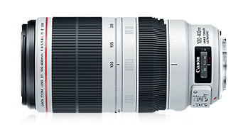 Canon 100-400mm f/3.5-5.6L IS II Lens