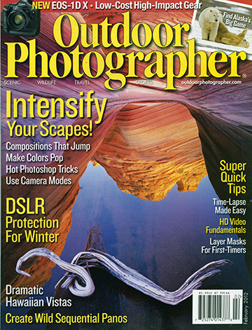 Subscription to Outdoor Photographer Magazine