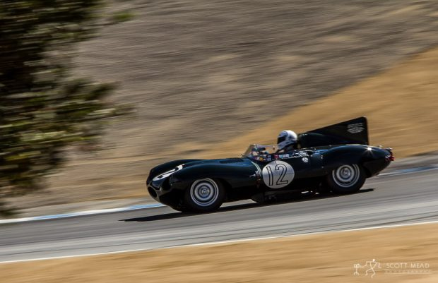 Art in Motion -- Jaguar's D-Type