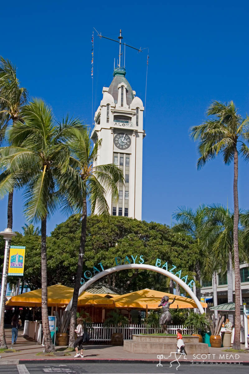 Scott Mead Photography | Aloha Tower