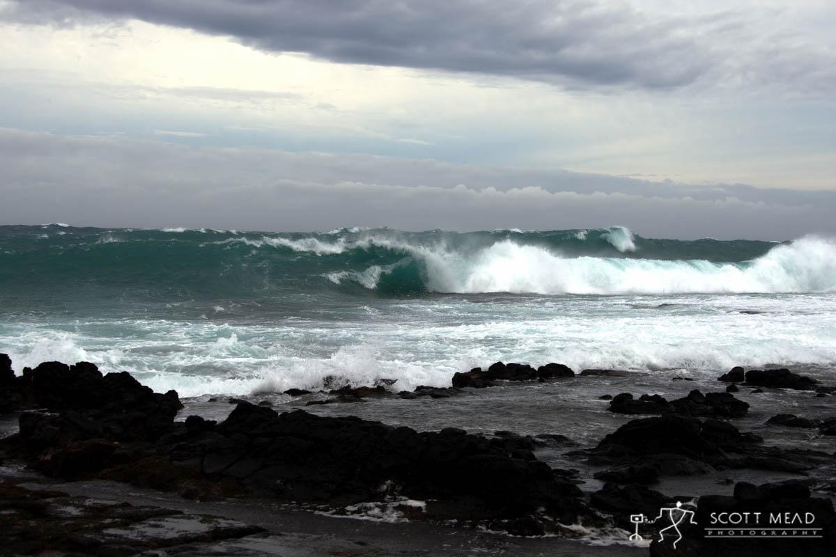 Scott Mead Photography | Crashing Surf