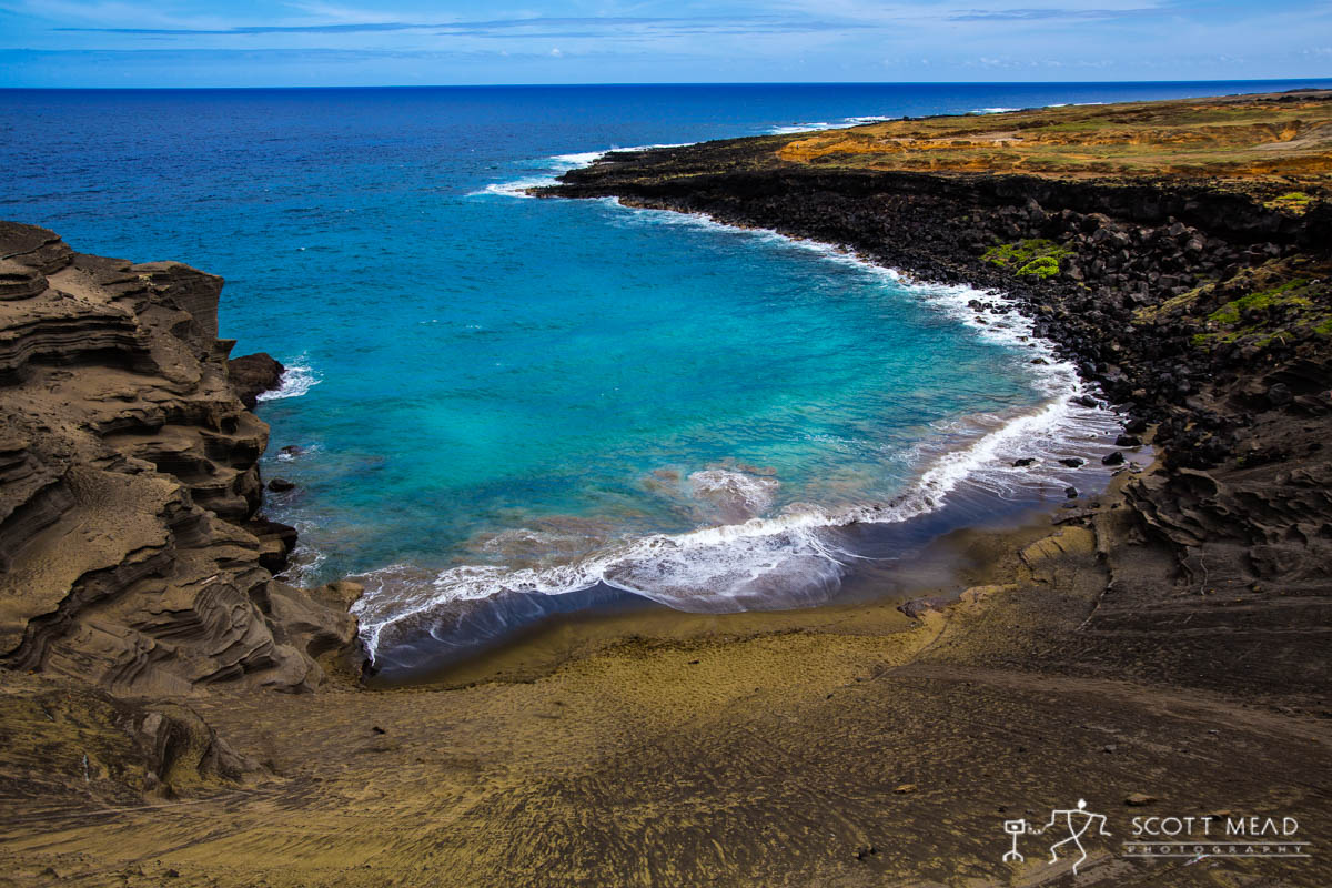 Scott Mead Photography | Green Sand Beach