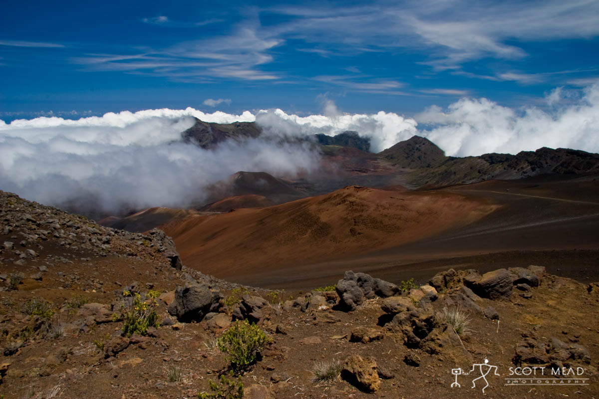 Scott Mead Photography | Haleakala Crater 5