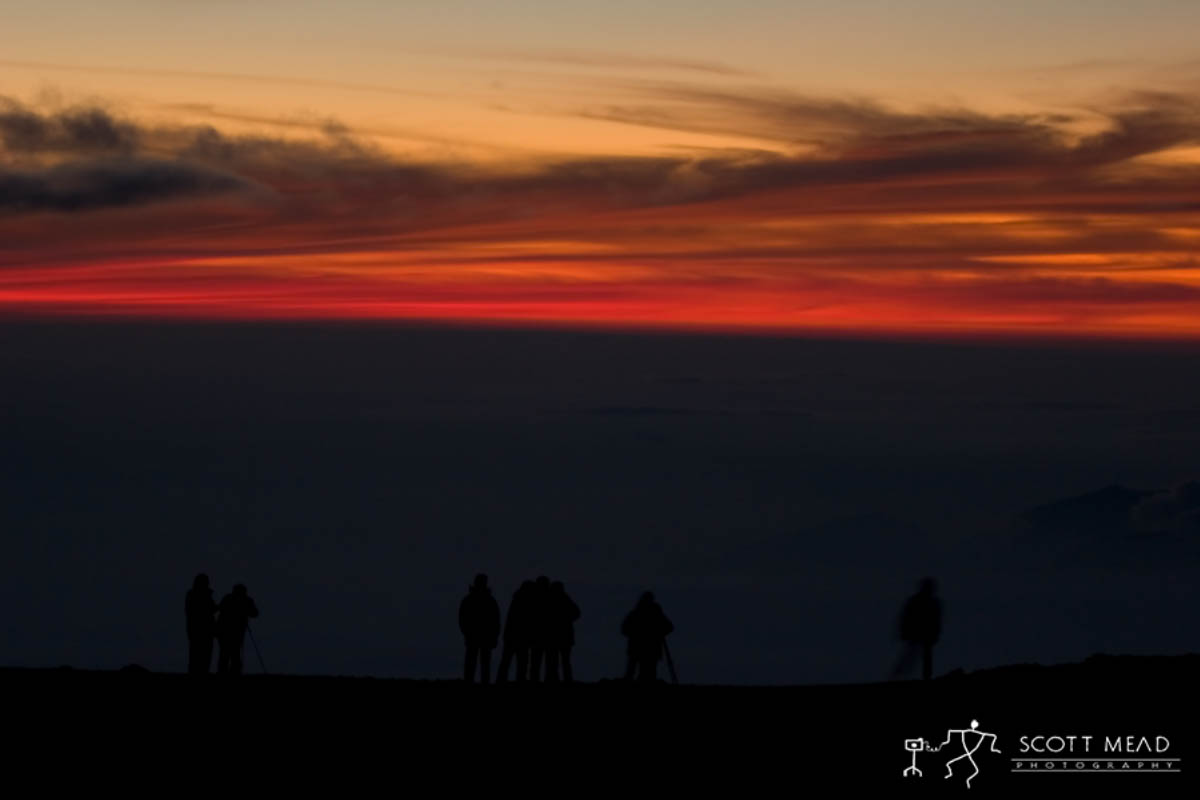 Scott Mead Photography | Haleakala Dawn Patrol