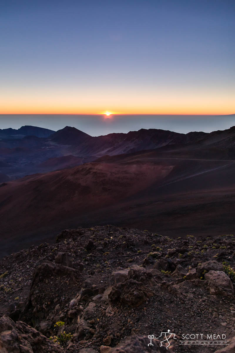 Scott Mead Photography | Haleakala Sunrise 3