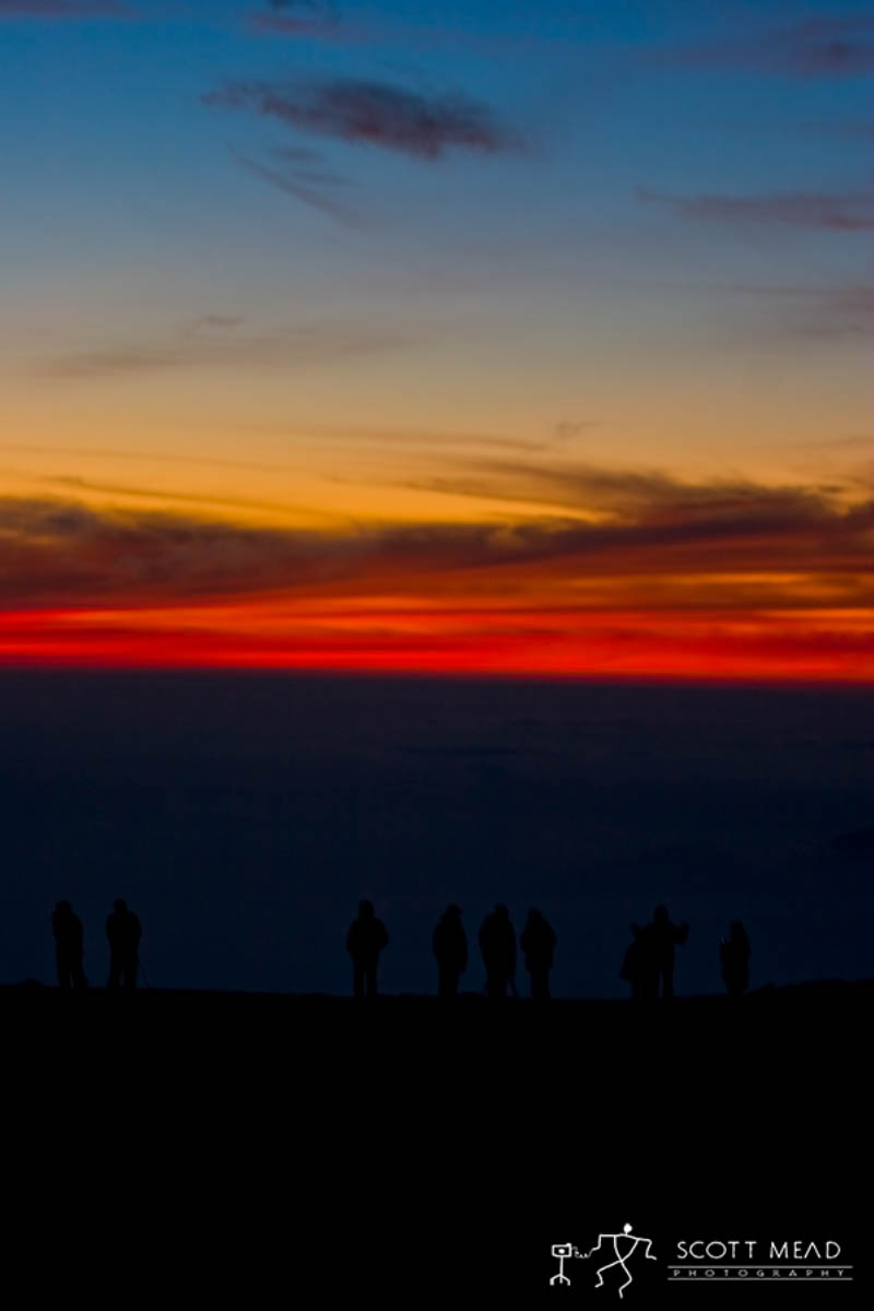 Scott Mead Photography | Haleakala Sunrise 4