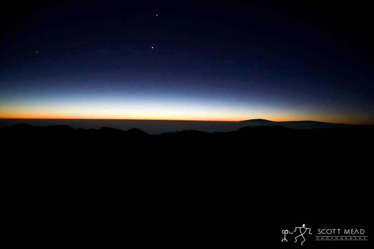 Scott Mead Photography | Haleakala Sunrise 5