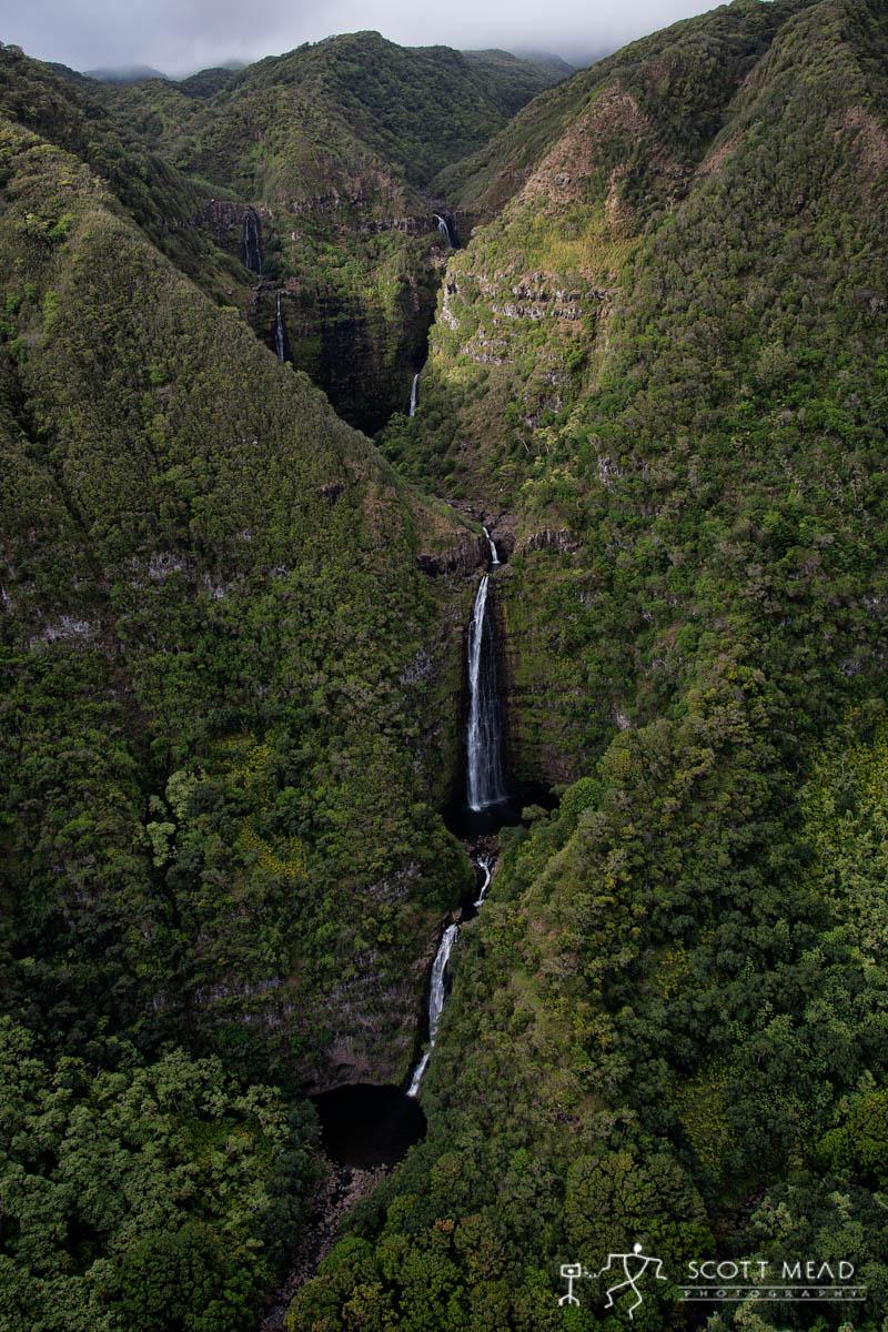 Scott Mead Photography | Honokohau Falls