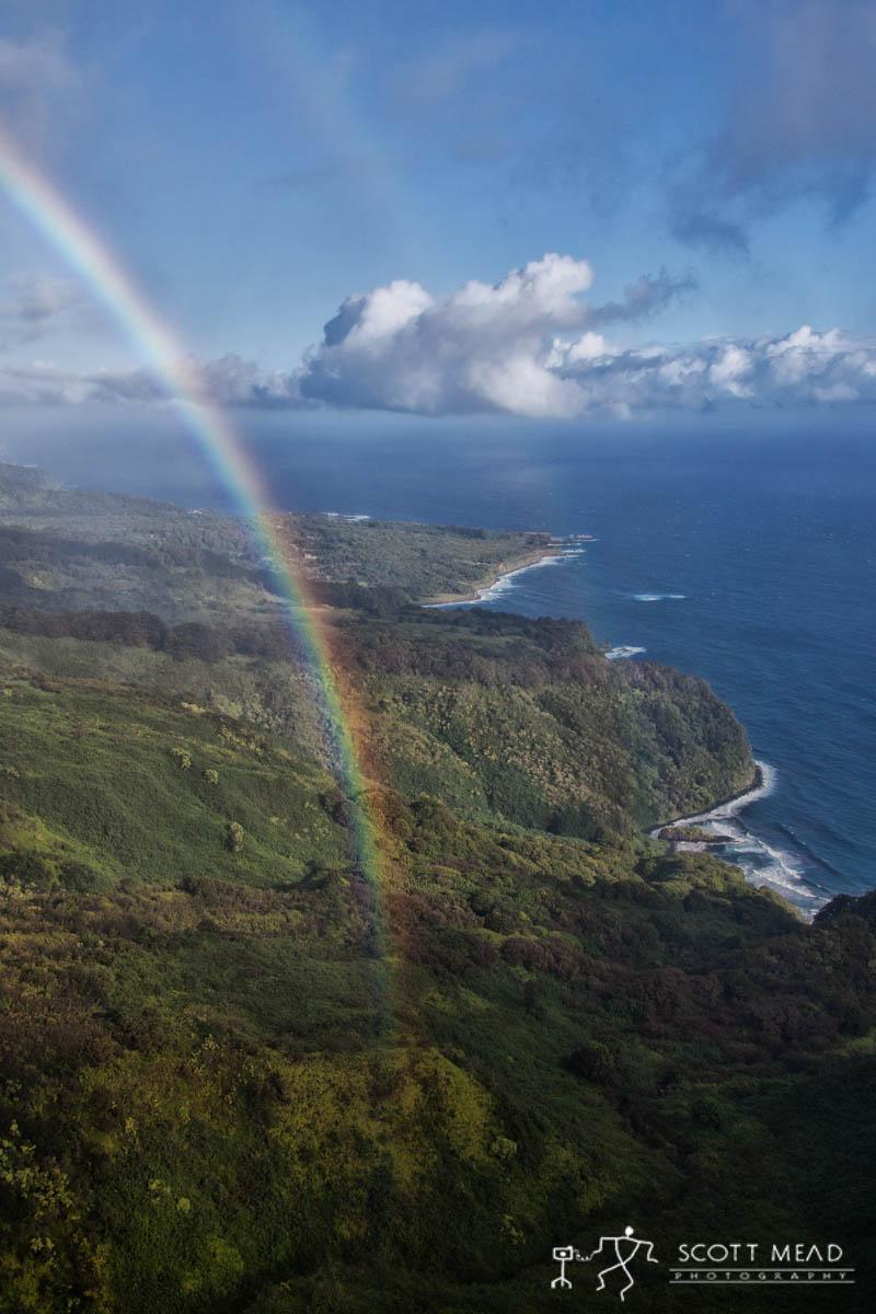Scott Mead Photography | Huelo Rainbow