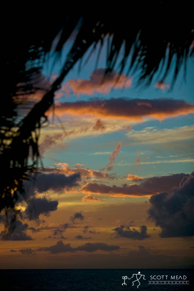 Scott Mead Photography | Kaanapali Clouds