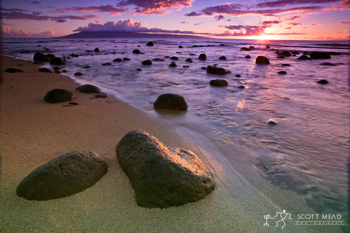 Scott Mead Photography | Kahana Sunset