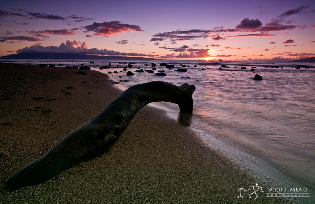 Scott Mead Photography | Kahana Sunset 2