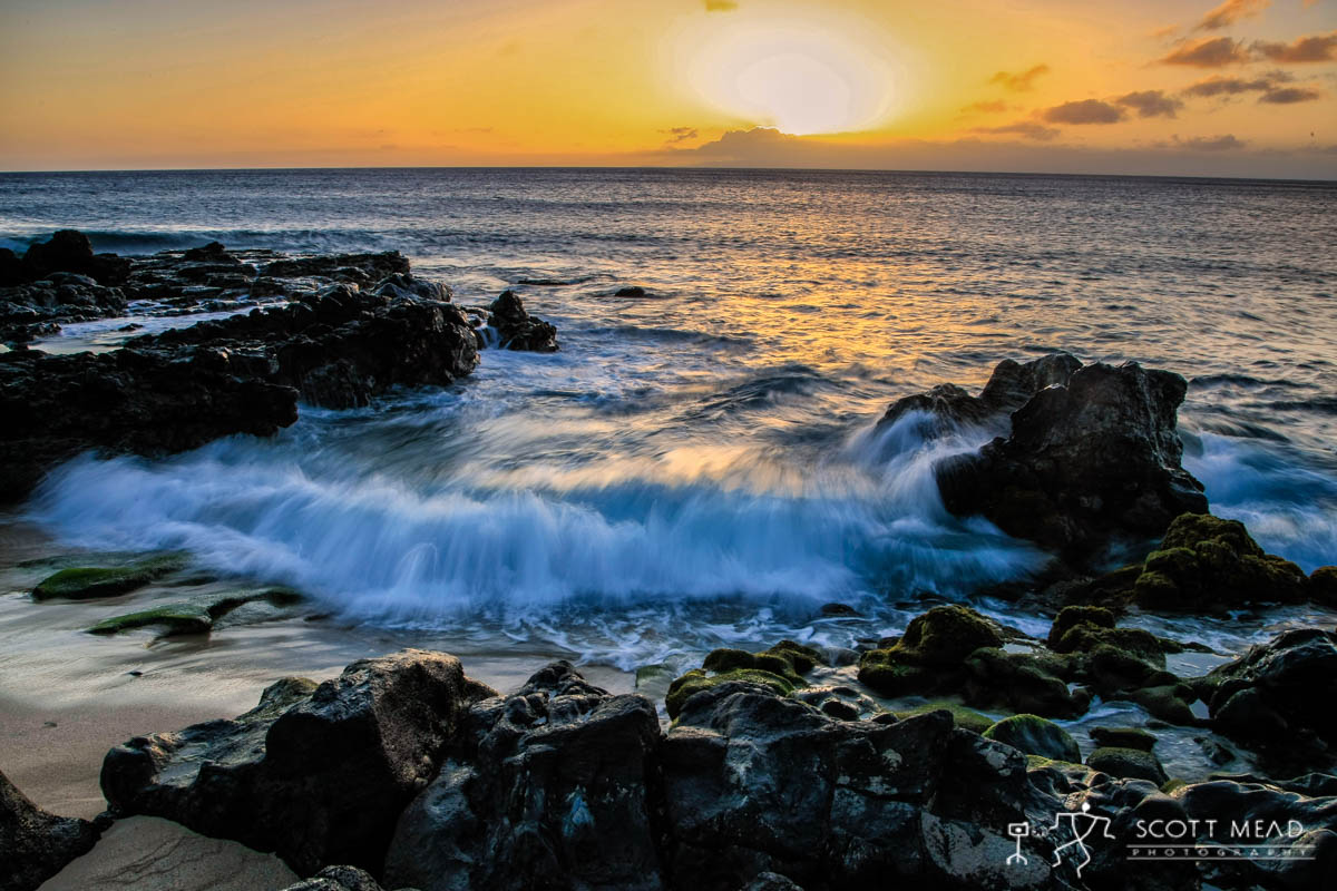 Scott Mead Photography | Kaluakoi Sunset