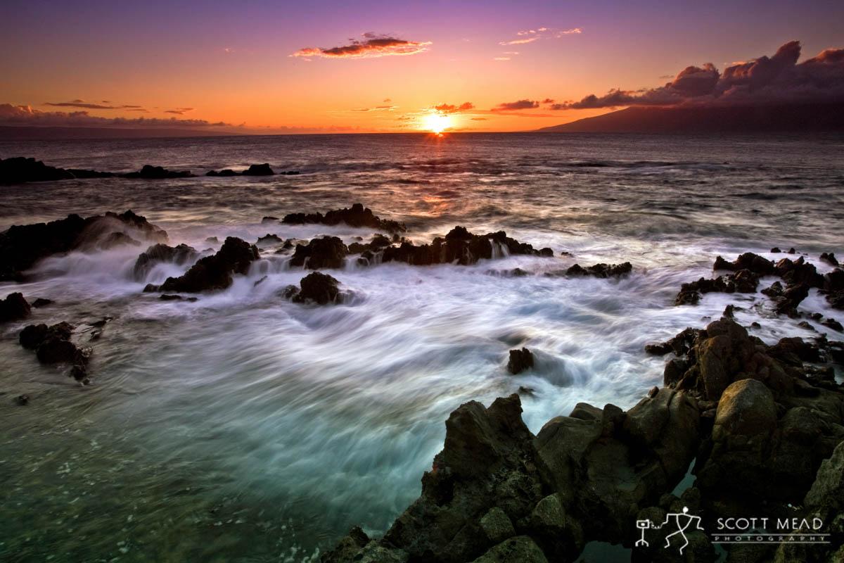 Scott Mead Photography | Kapalua Sunset