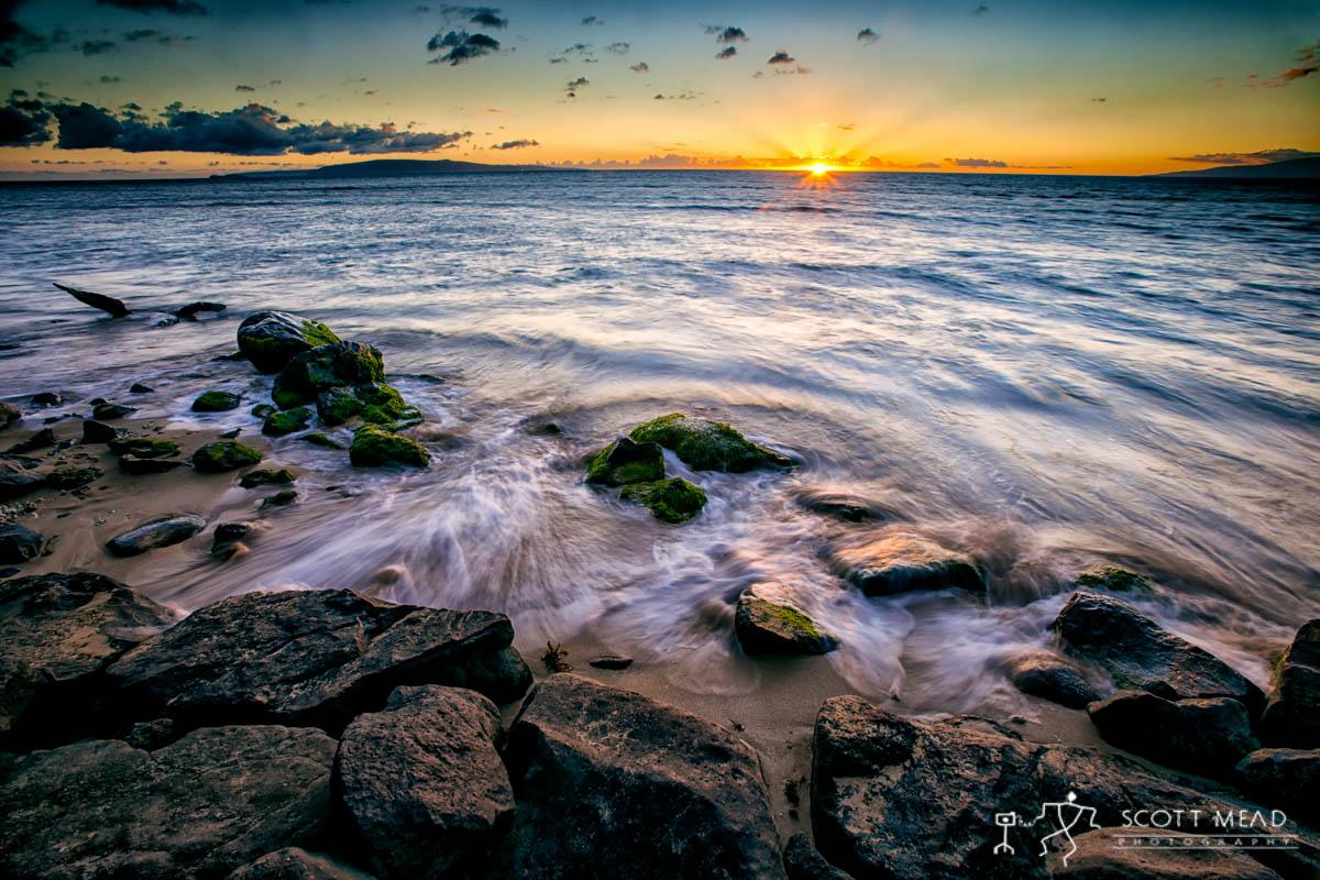 Scott Mead Photography | Kihei Rays