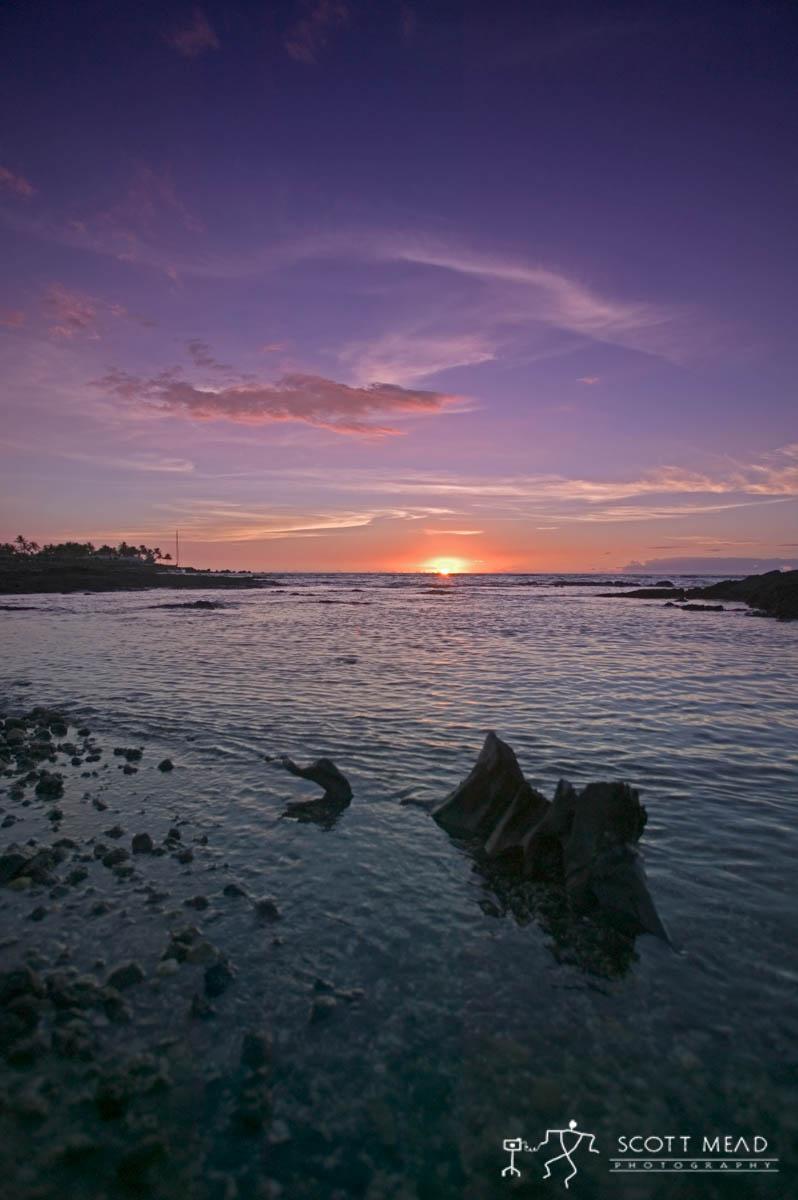 Scott Mead Photography | Kohala Sunset