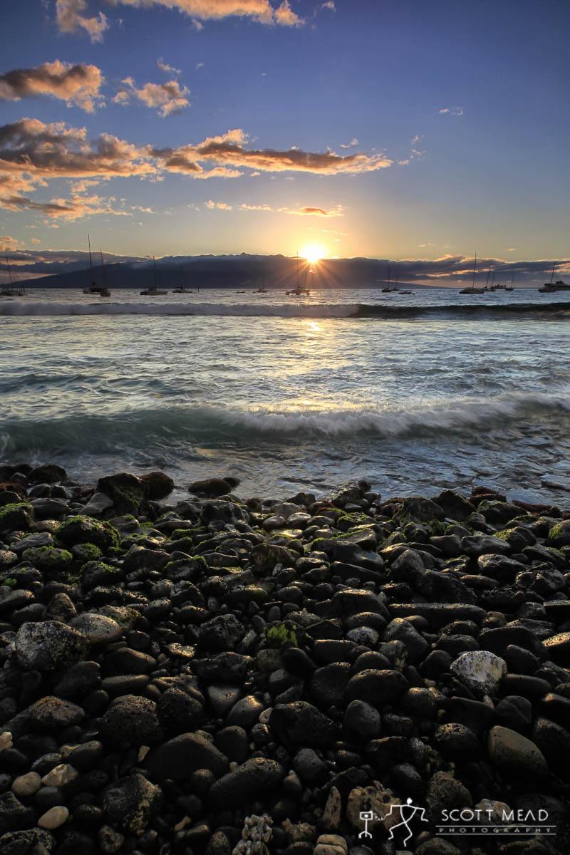 Scott Mead Photography | Lahaina Sunset 1