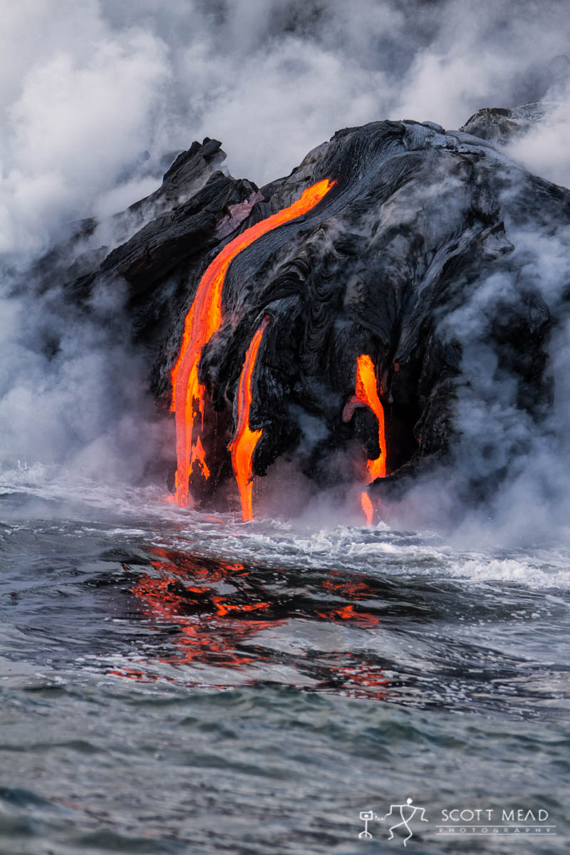 Scott Mead Photography | Lava Reflections