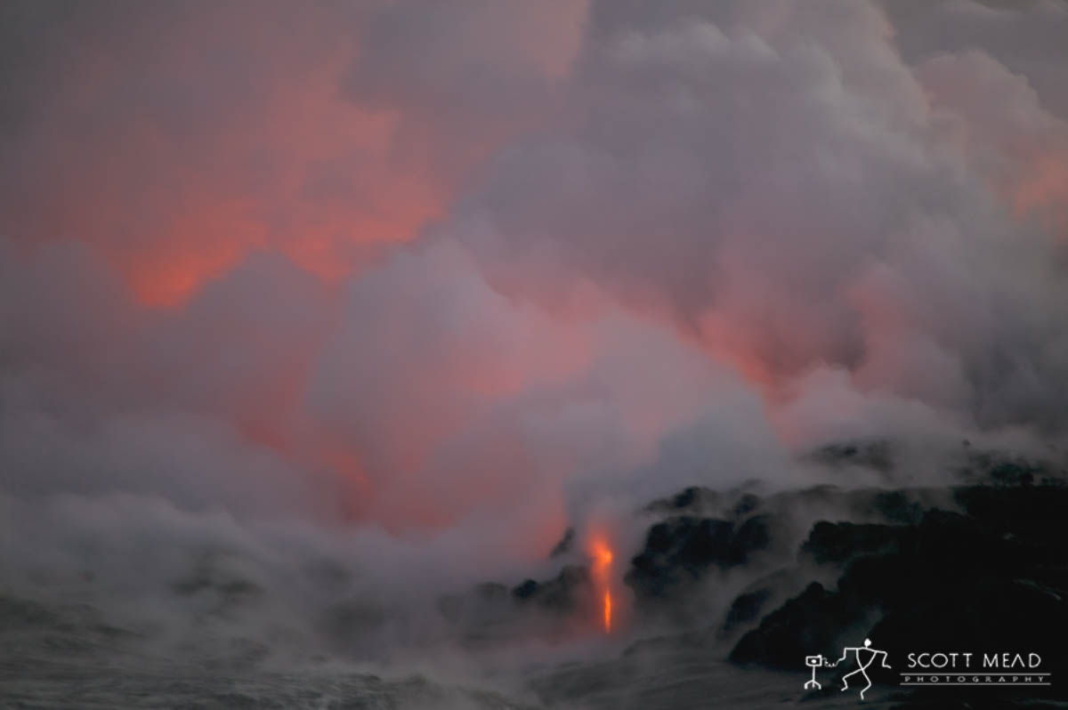 Scott Mead Photography | Lava Stream