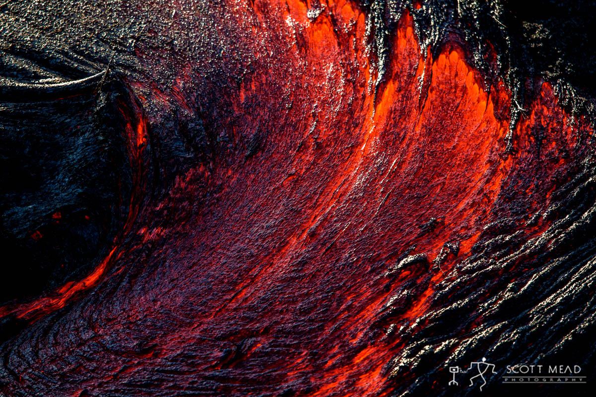 Scott Mead Photography | Lava Wave