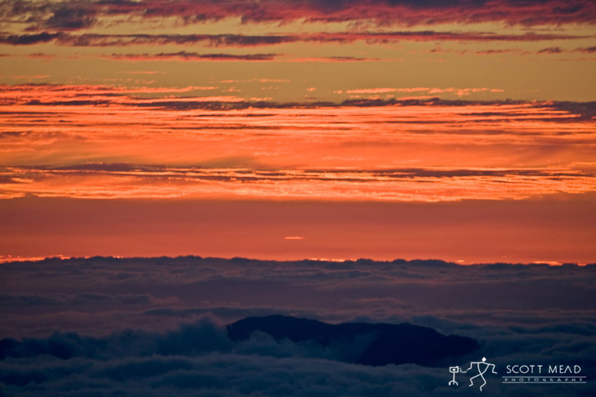 Scott Mead Photography | Mauna Kea Clouds
