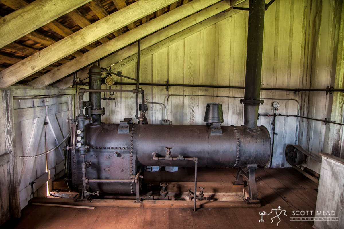 Scott Mead Photography | Molokai Cane Boiler