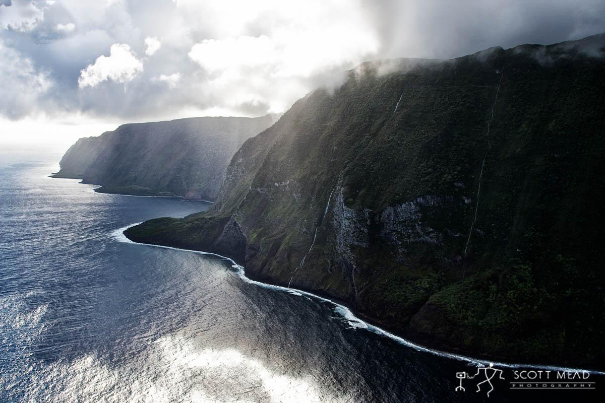 Scott Mead Photography | Molokai Cliffs