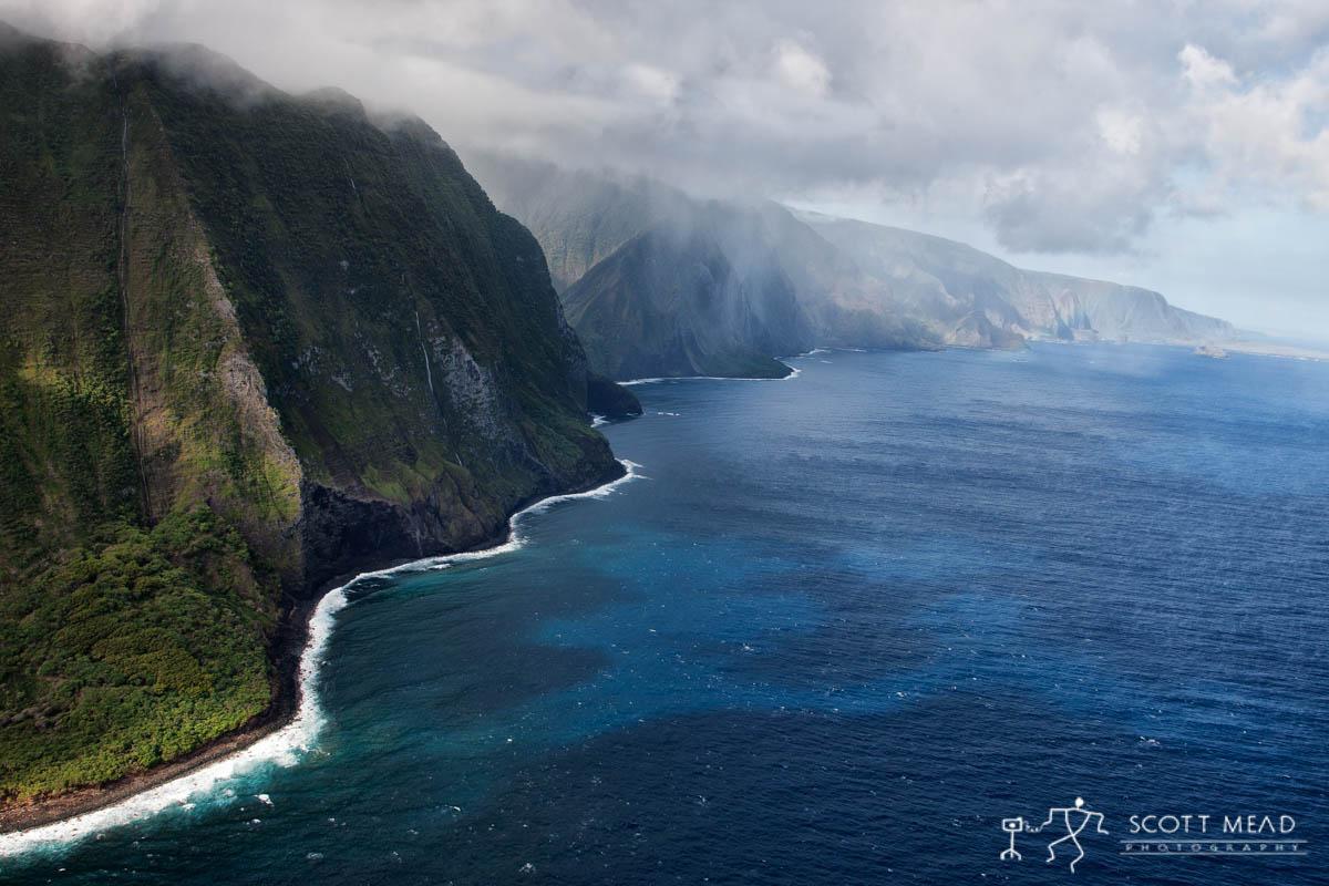 Scott Mead Photography | Molokai Coastline