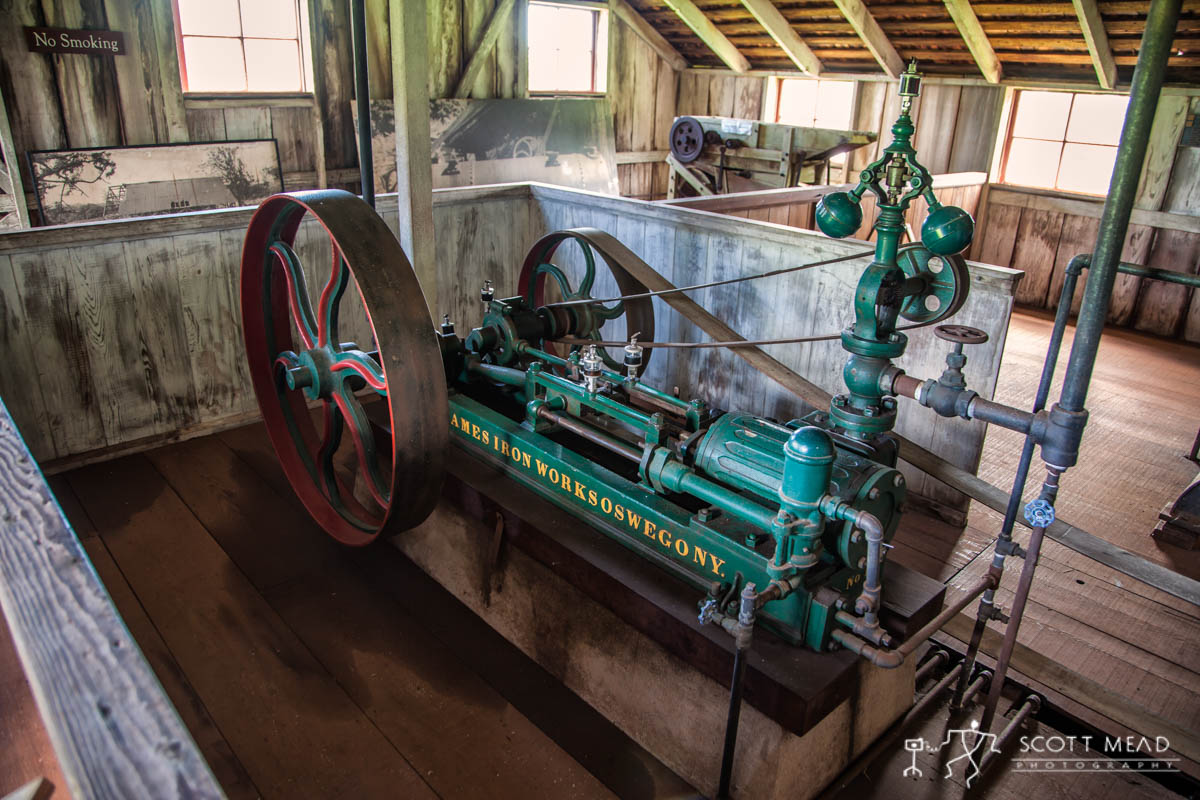 Scott Mead Photography | Molokai Steam Engine