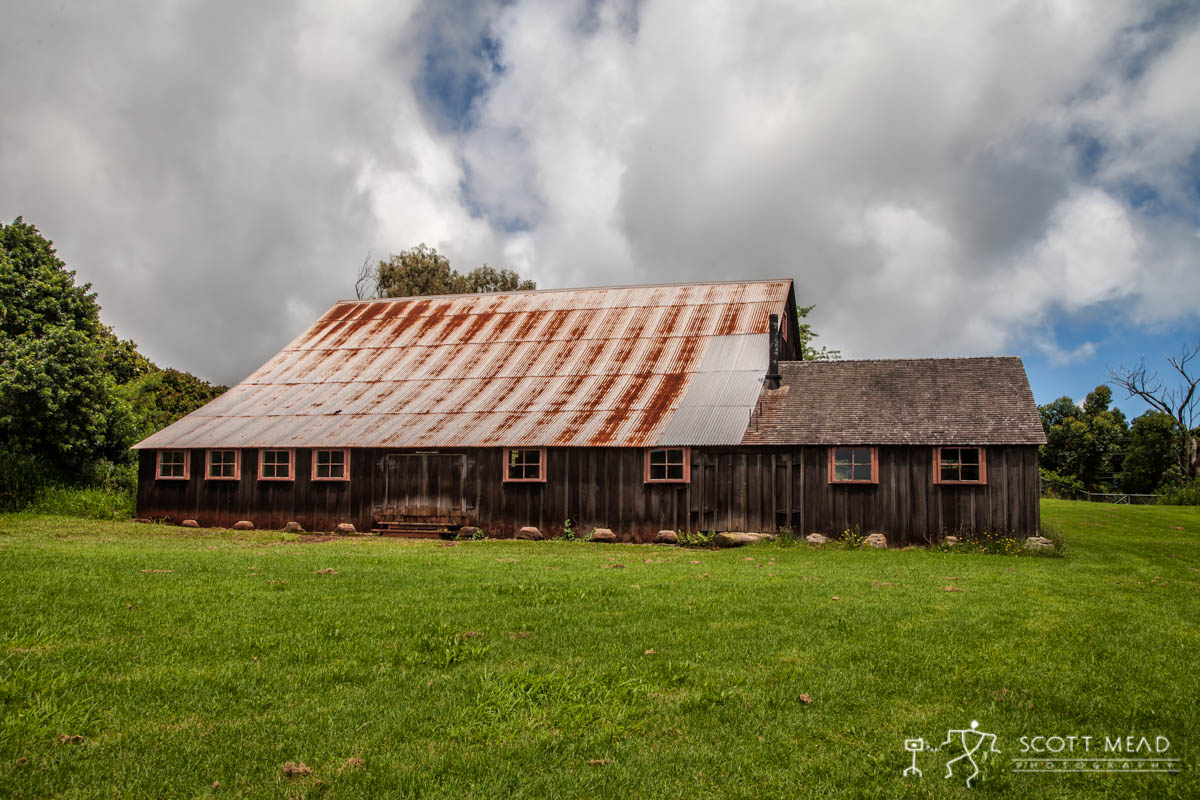 Scott Mead Photography | Molokai Sugar Museum 1