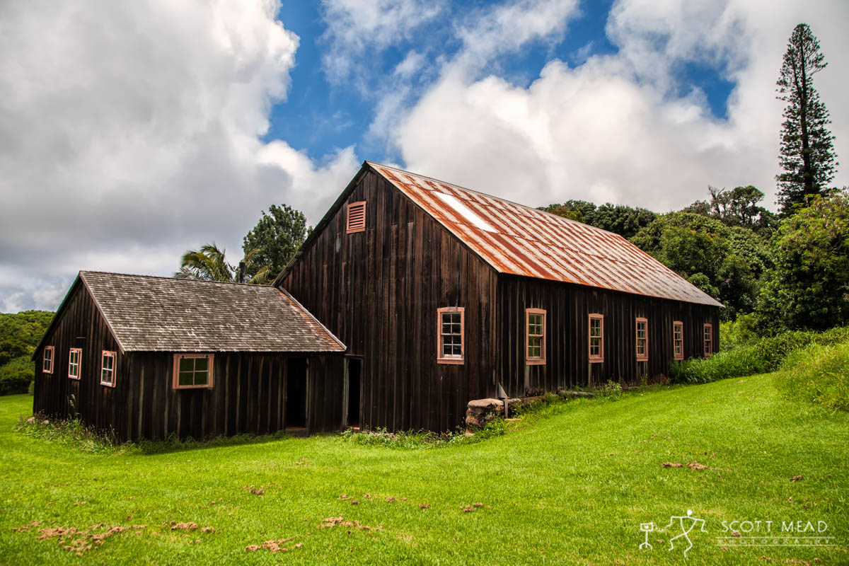 Scott Mead Photography | Molokai Sugar Museum