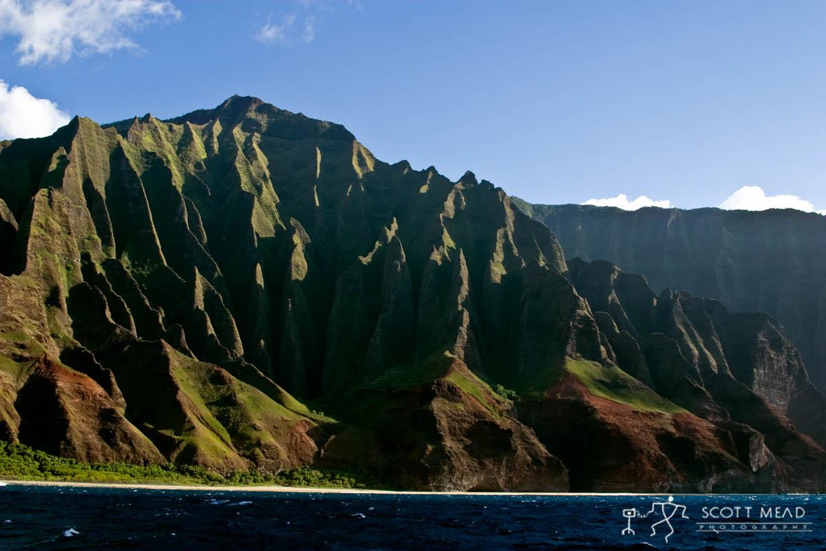 Scott Mead Photography | NaPali Cliffs