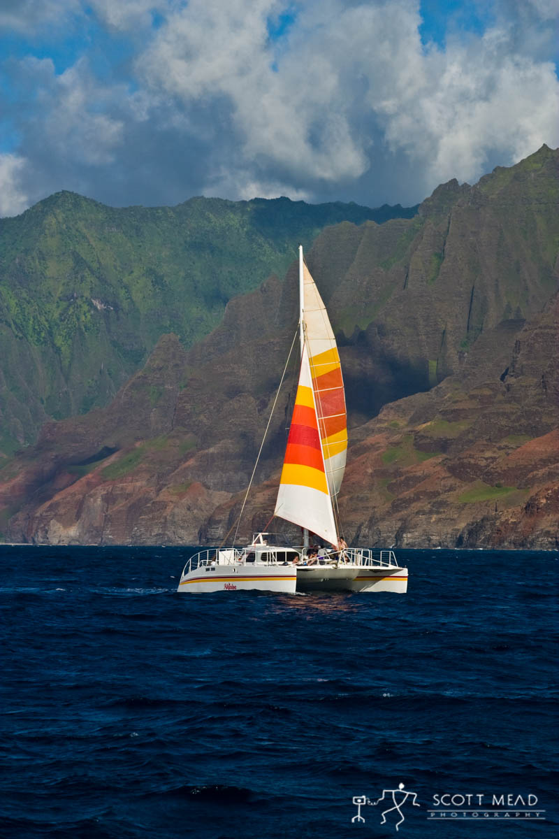 Scott Mead Photography | NaPali Sail