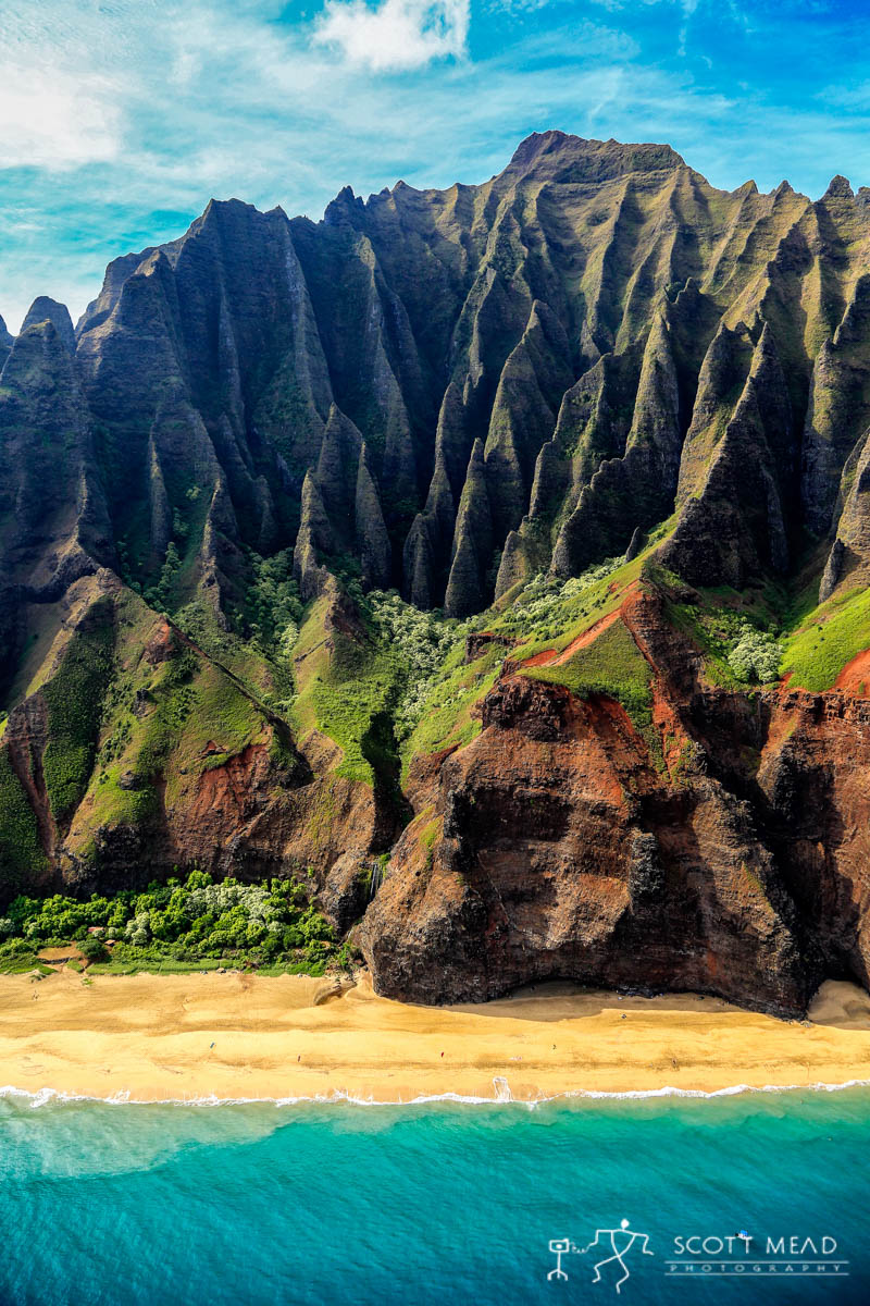 Scott Mead Photography | NaPali Sea Cliffs