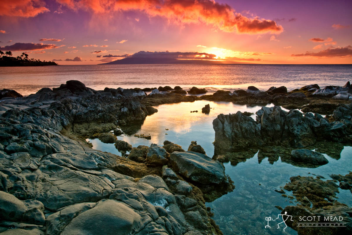 Scott Mead Photography | Napili Sunset