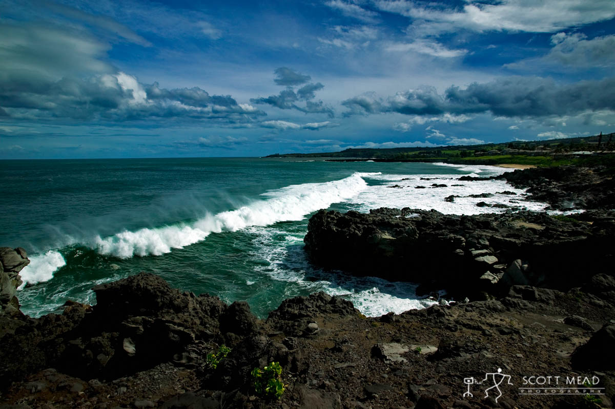 Scott Mead Photography | Oneloa Coast